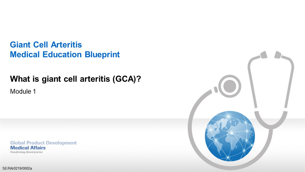 What is giant cell arteritis (GCA)?